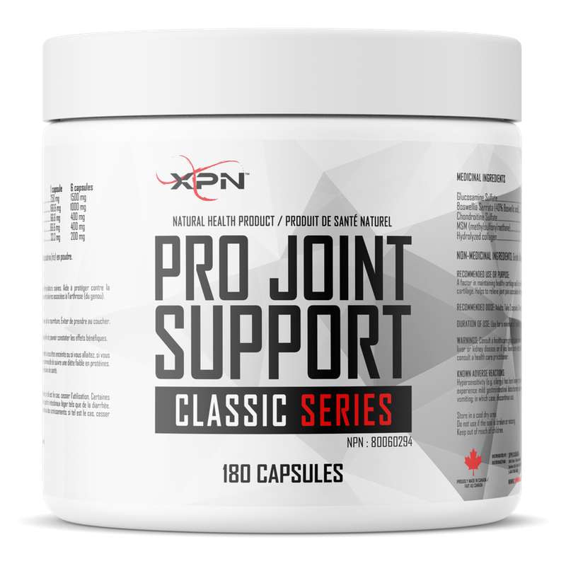 XPN Pro Joint Support - 180 Caps - XPN - Hyperforme.com