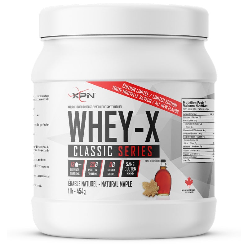 XPN Whey-X - 1lb Maple