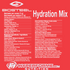 biosteel Hydration Mix nutrition facts