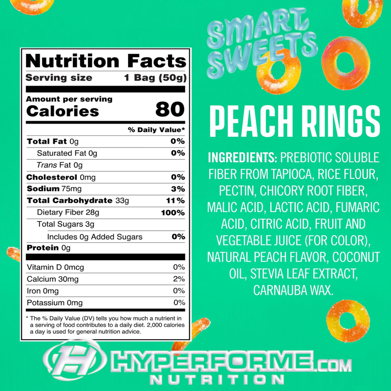 smart sweets peach rings nutrition facts (2465884373069)