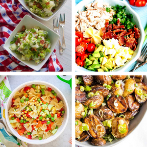 Must have Pasta and Potato Salads for your Summer Celebration