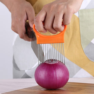 Vegetables Slicing Aid