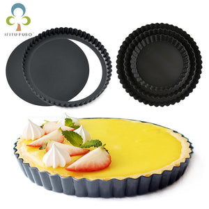 Non-Stick Bakeware - perfect for tarts, quiche, or even pizza!