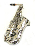 Alto Saxophone w/Nickel Finish