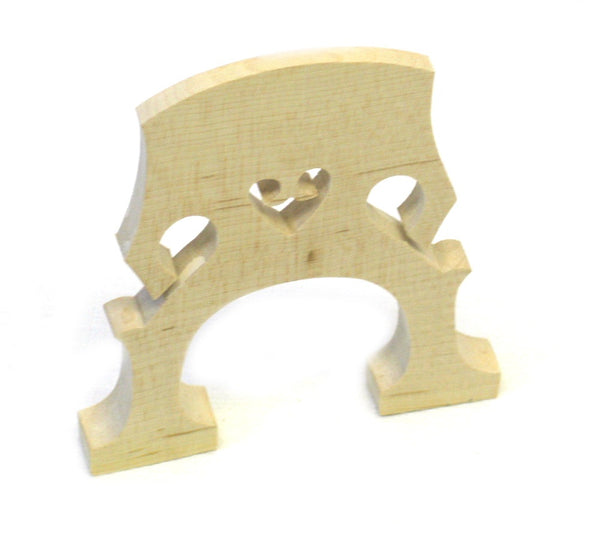 Cello Bridge 3/4 Size - Wooden Blank Bridge
