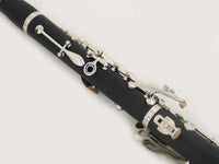 E.F. Durand Clarinet Black w/Nickel Keys and Case