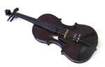 Holiday Sale Helmke 3/4 Size Purple Finish Violin Set w/Case and Bow