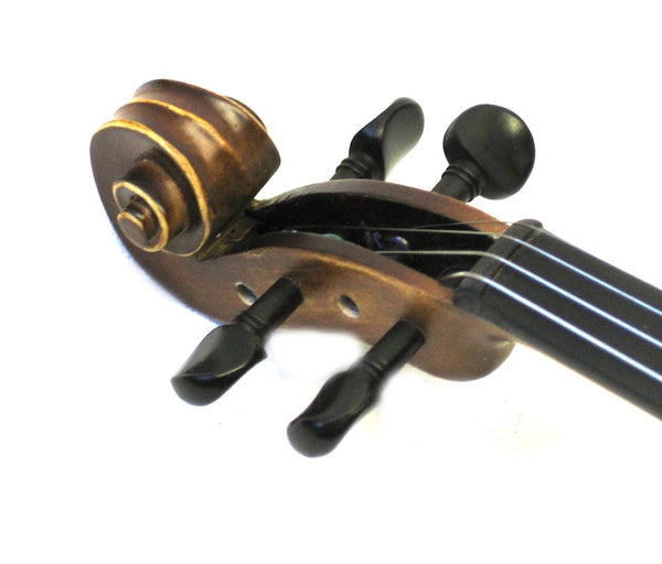 Holiday Sale Helmke 3/4 Size Antique Finish Violin Set w/Case and Bow