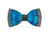 Brackish Feather Bow Tie - Flintlock