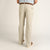 Duck Head 1865 Five-Pocket Pinpoint Canvas Pants - Stone