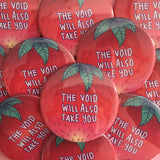 Voidberry Pinback Badge