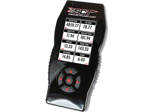 Powerstroke SCT X4 7015 Pre-loaded Tuner Package