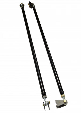 "LONGHORN FAB 200901-UNV-72 TRACTION BARS UNIVERSAL - 72"" LONG (FITS MOST SHORT BED TRUCKS)"