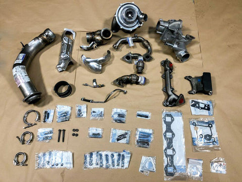 OEM 2015+ 6.7 TURBO PLUS RETRO FIT KIT (FITS- 2011 - 2014)