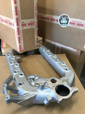 ODAWGS S2R 6.0 PORTED INTAKE MANIFOLD