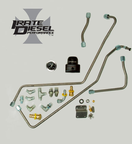 7.3    Regulated Return Fuel System