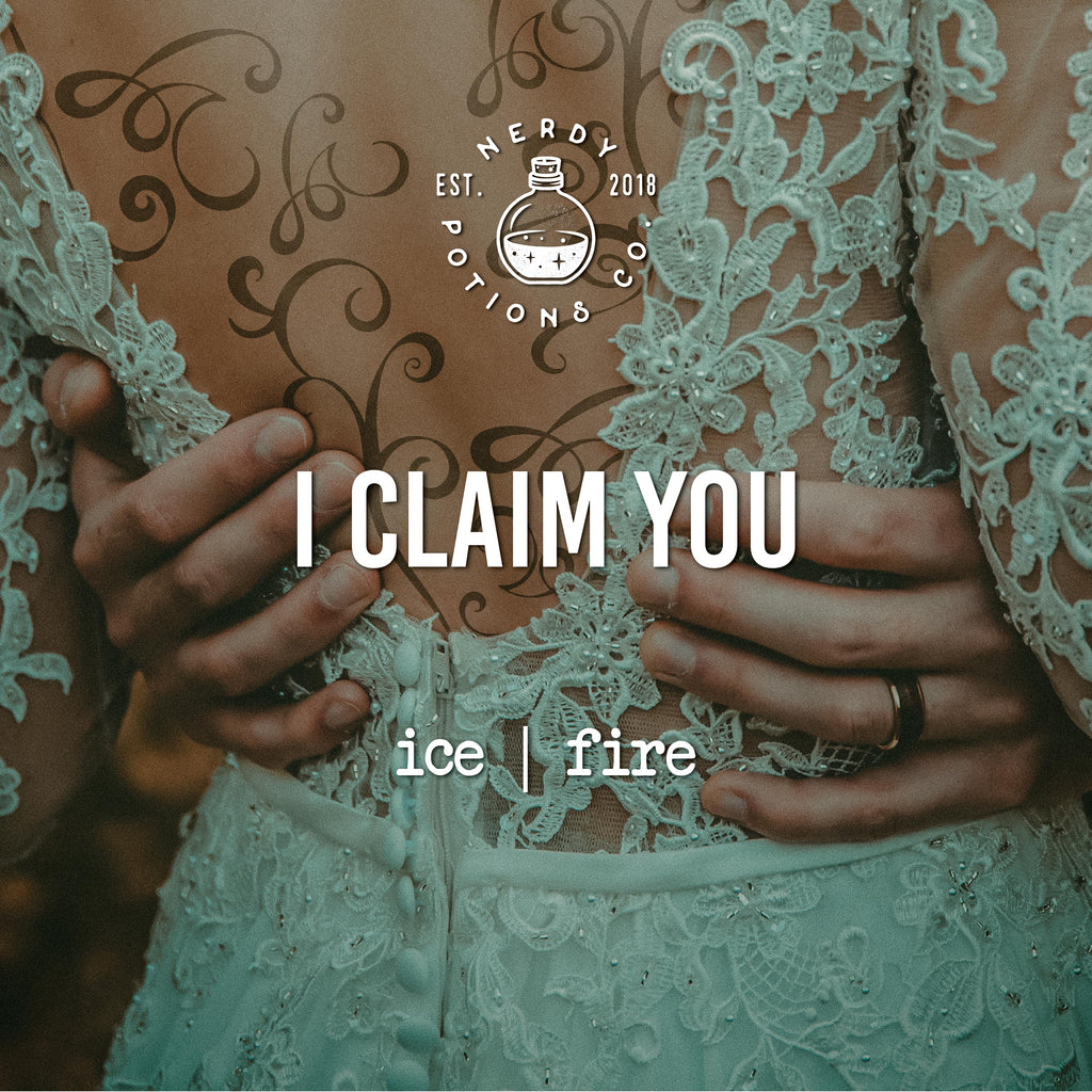 I Claim You Pure Essential Oil Potion - Throne of Glass