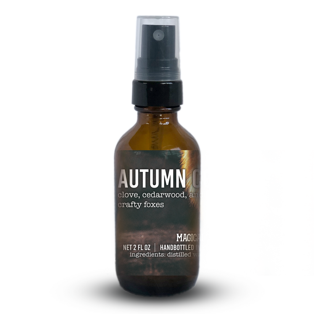 Autumn Court Essential Oil Room Spray - A Court of Thorns and Roses