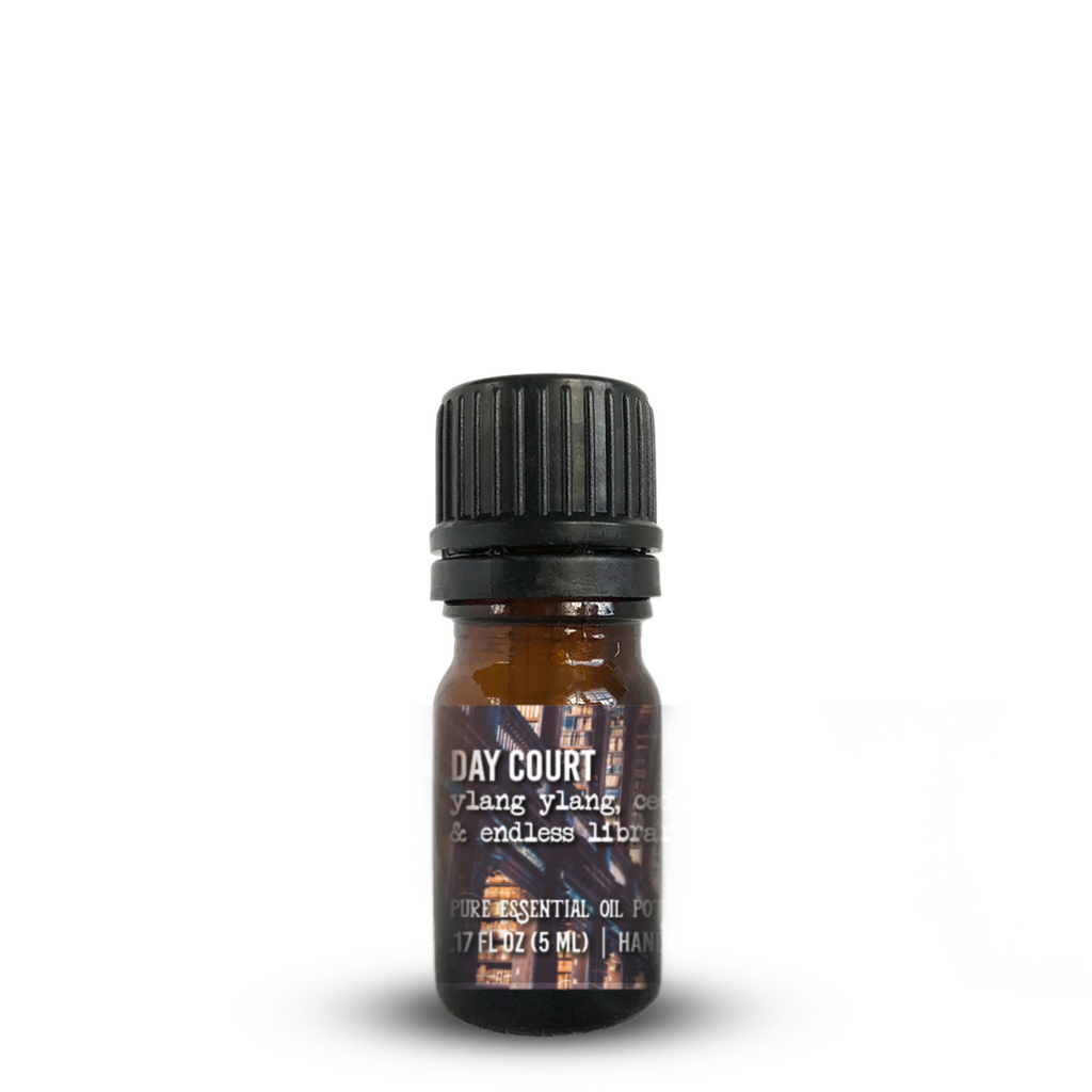 Day Court Pure Essential Oil Potion - A Court of Thorns and Roses
