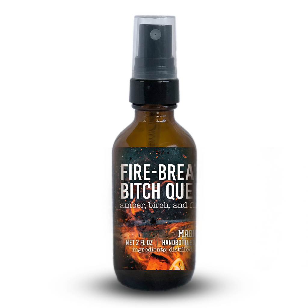Fire-Breathing Bitch Queen Essential Oil Room Spray - Throne of Glass