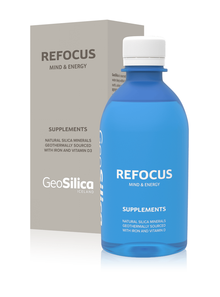 6 x REFOCUS - Supplement for Mind & Energy WHOLE SALE