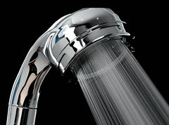 amane 02-S Deluxe Shower Head - Chrome