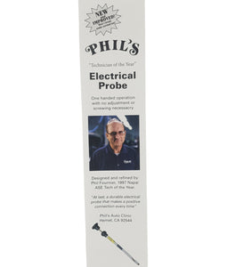 AESWave - Phil's Electrical Piercing Probe
