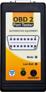 OBD Diagnostic Port Tester