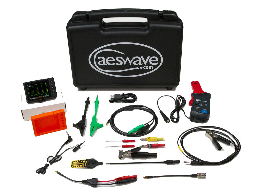 AESWave uScope Master Kit