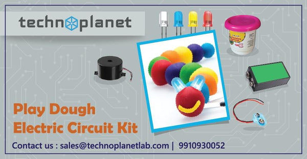 Play and Dough Electric Circuit Kit