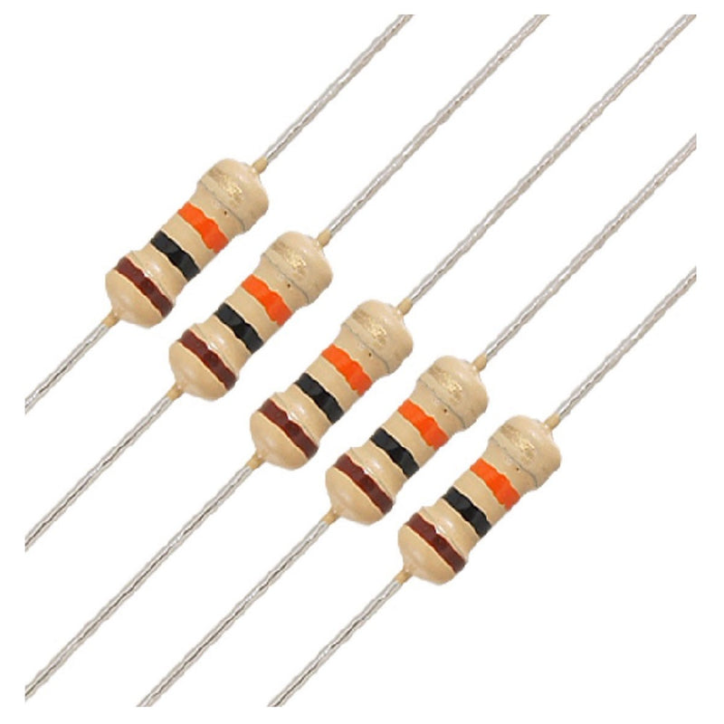 Carbon Film Resistor 10k ohm