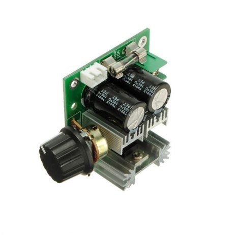 DC Motor Speed Control Regulator Pulse PWM 12V-40V 10A