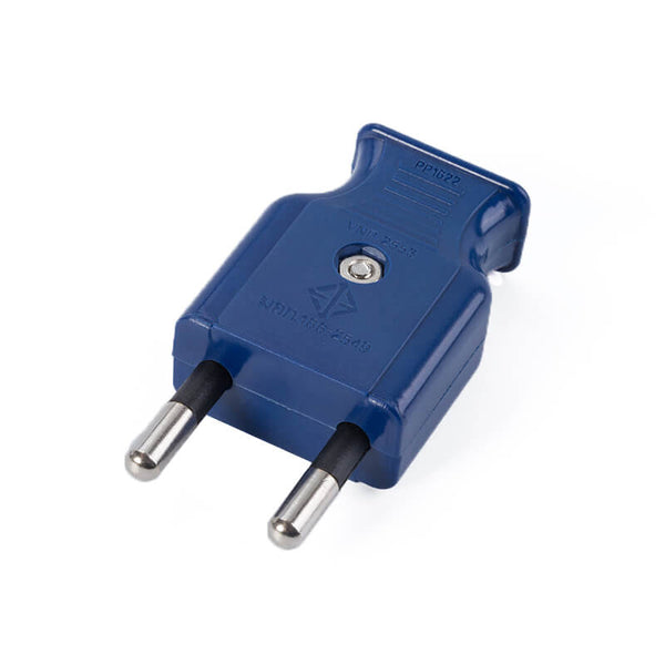 2 Pin Male Electric Plug