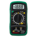Mastech MAS830L Digital Pocket Multimeter (Black 2000 counts)