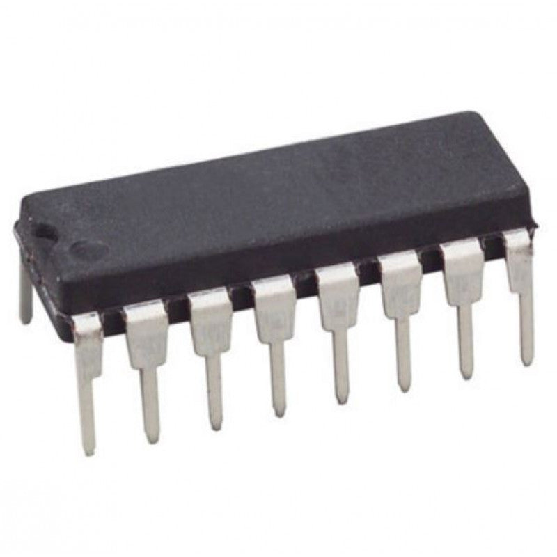 74HC595 8-bit Serial to Parallel Shift Register IC (74595 IC) DIP-16 Package
