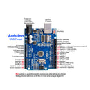 Arduino Uno R3 SMD PinOut | Makershala Warehouse (Makerware)