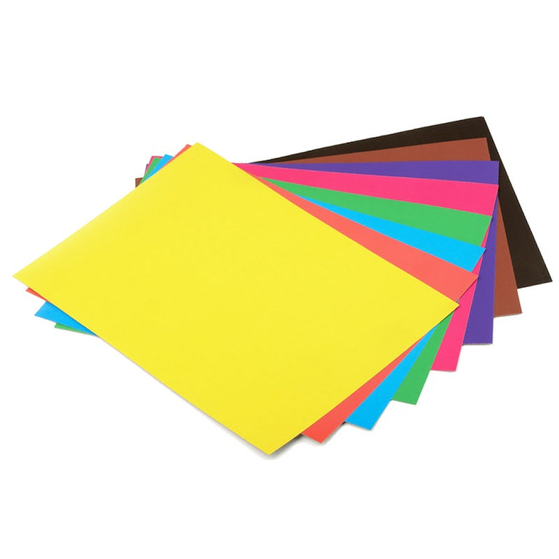 Pastel Color Sheet A4 (Pack of 20)