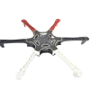 F550 Hexa-Copter Frame, Landing Gears and Integrated PCB Kit