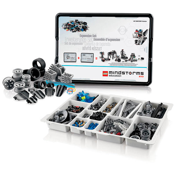 LEGO MINDSTORMS EDUCATION EV3 Expansion Set | Makershala Warehouse(Makerware)