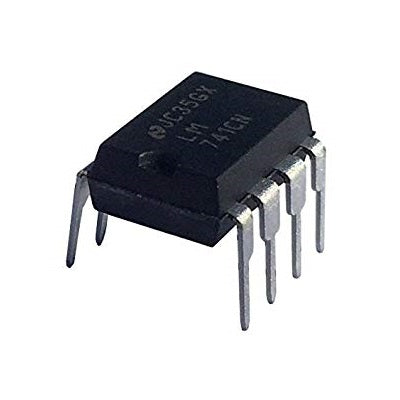 UA741 Operational Amplifiers Op-Amp IC Integrated Circuit