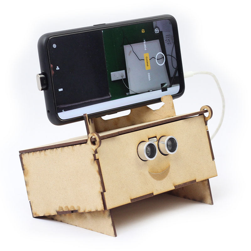 Laser Cut Casing for Motion Detection Camera | Makershala Warehouse (Makerware)