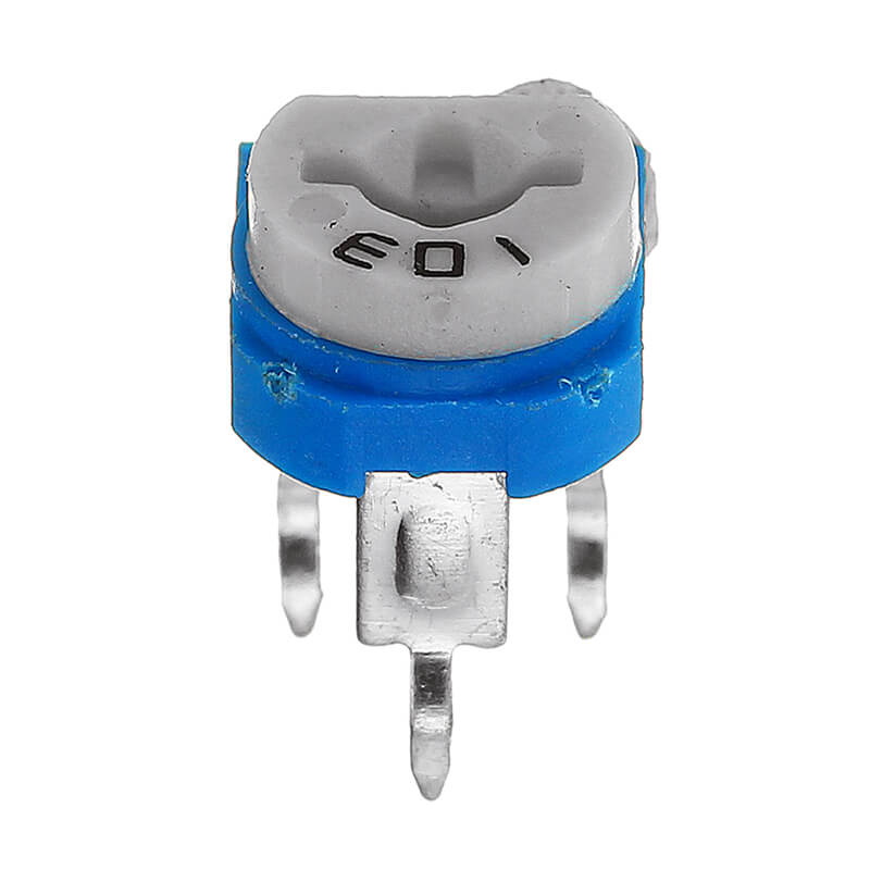 Trimming Potentiometer 10K Ohm (Pack of 3)
