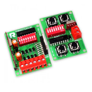 RF 60 Meter Four Channel Remote +  2A Dual Motor Driver