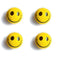 Smiley Face Squeeze Stress Ball (Pack of 4)