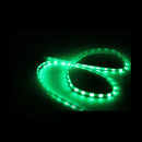 Green LED Strip 5V 1m with USB