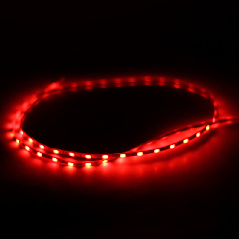 Red LED Strip 5V 1m with USB
