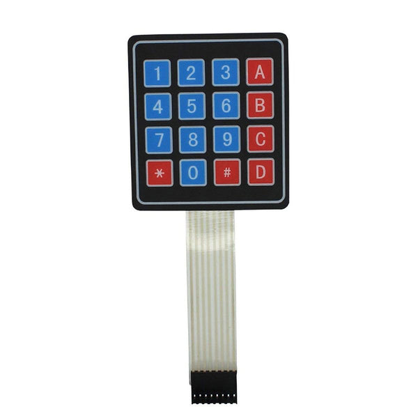 Universal 16 Key Switch Keypad