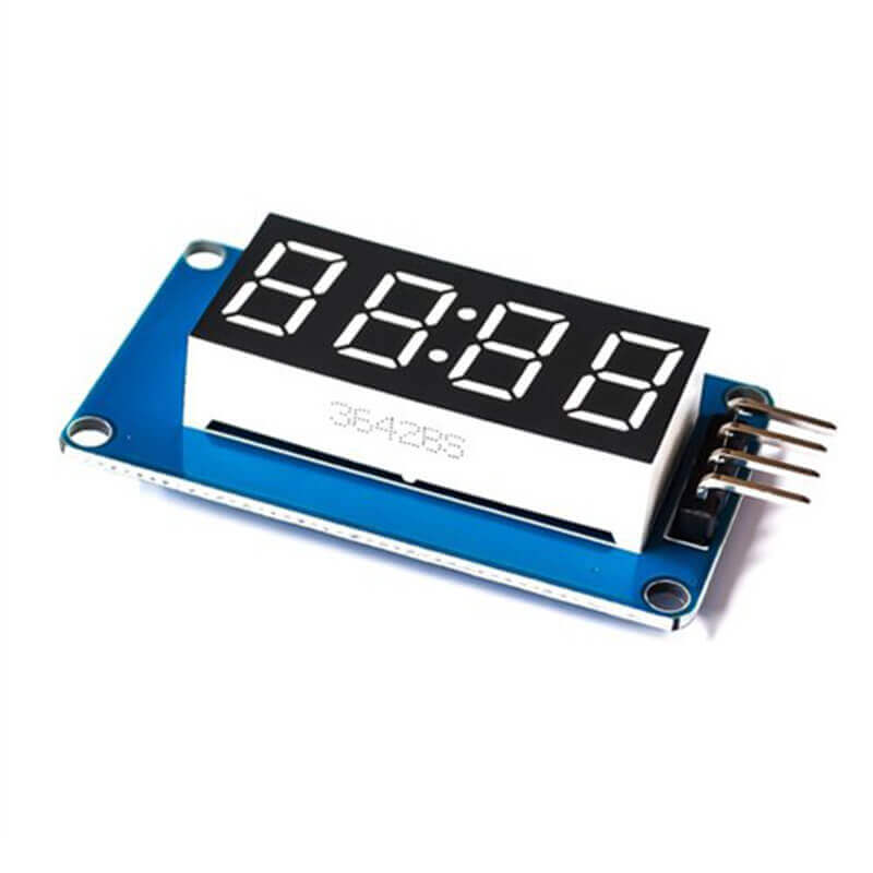 7 Segment Display Arduino | Makerware