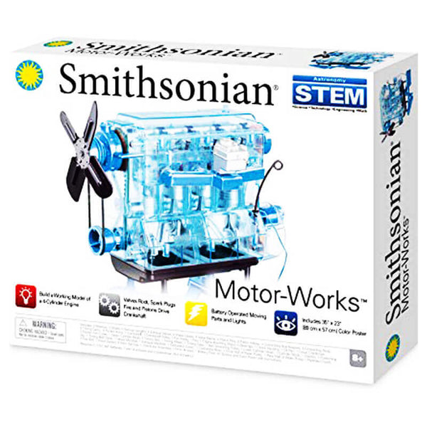 Smithsonian Motor Works | Makerware