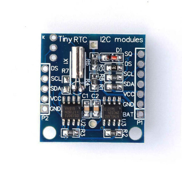 ds1307 module Arduino | Makerware